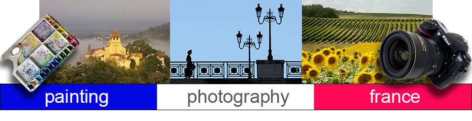 painting photography holidays in france header